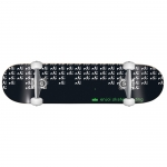 Enjoi Panda Invaders Complete Skateboard 7.5