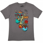 Gnu Space Case Tee Shirt