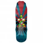 Hosoi Gonz Art 93 Skateboard Deck 9