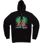 Lib Tech Alien Zip Up Hoodie
