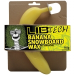 Lib Tech All Temp Banana Snowboard Wax
