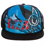 Lib Tech Cascade Trucker Hat