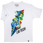 Lib Tech Travis Rice Tee Shirt