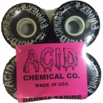 Acid Chemical Co Bubbles 78A Longboard Wheels