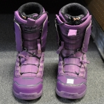 Thirty Two (32) Lashed Snowboard Boots Purple Women's - 8.5