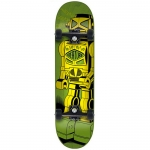 Creature Robot Mid Complete Skateboard 7.25