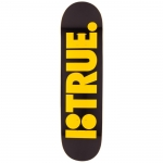 Plan B True Team Skateboard Deck