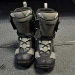 Salomon Liner Snowboard Boots - Brown, 8