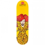Almost Haslam Cheetah Skateboard Deck 8.38