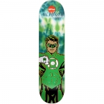Almost Youness Green Lantern Skateboard Deck 8.25