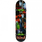 Blind Lizard Head Complete Skateboard 7.75
