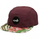 Cliche Wallace 5 Panel Cap