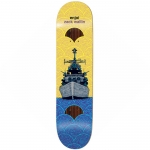 Enjoi Wallin Vessels Impact+ Skateboard Deck 8.38