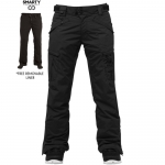 686 Authentic Infinity Snowboard Cargo Pants - Women's Tall Fit