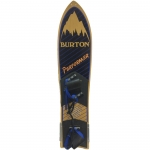 Burton Vintage 1984 Performer Team Issue Snowboard with P-Tex Base