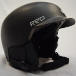 RED Shaun White Snowboard Helmet - Small