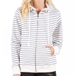 Volcom Square One Zip Up Hoodie - Women's