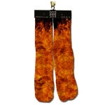 Odd Sox Fire Socks