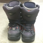 Thirty Two (32) TM-Two Snowboard Boots Black - 9.5