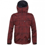 686 Authentic Hunter Softshell Snowboard Jacket