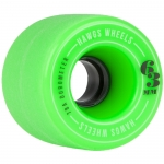 Landyachtz Fatty Hawgz Longboard Wheels 63mm 78a