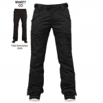 686 Authentic Smarty Cargo Snowboard Pants - Women's Tall Fit