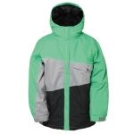 686 Authentic Angle Snowboard Jacket - Boys'