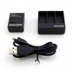 GoScope GoPro Hero3 Charger  With Spare Battery