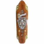 Arbor Highground Longboard Deck 36