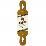 Arbor Catalyst Longboard Deck 40