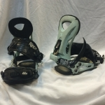 Ride SPI Snowboard Bindings Large