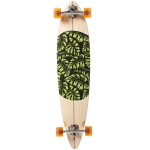 Globe Monstera Pintail Longboard Complete 44