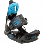 Gnu Gnunior Snowboard Bindings - Kids'