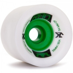 RAD Influence James Kelly Pro Longboard Wheels 70mm 80a