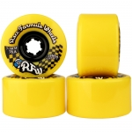 Sector 9 Race Formula Centerset Longboard Wheels 70mm 78a