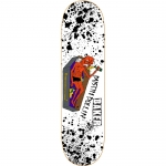 Baker Dustin Dollin Put Em in a Coffin Neck Face Skateboard Deck 8.25