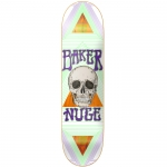 Baker Nuge Geometry Skateboard Deck 8
