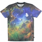 Enjoi Galaxy Panda Head Tee Shirt