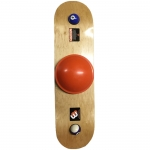 Whirly Board Griptape Top Balance Trainer #122