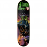 Heroin Dark Judges Fear Skateboard Deck
