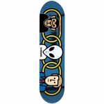 Alien Workshop Missing Link Small Skateboard Deck 8