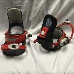 Forum ATM Snowboard Bindings - Kids'