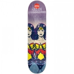 Almost Haslam Wonder Woman Fade Skateboard Deck 7.75
