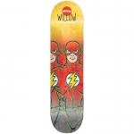 Almost Willow The Flash Fade Skateboard Deck 8.38