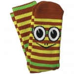 Toy Machine Turtle Stripe Socks