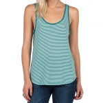 Volcom Lived In Stripe Tank Top - Women's