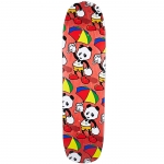 Enjoi Cartoon Multi Panda Skateboard Deck 8.38