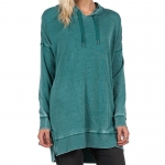 Volcom Lived In Fleece Long Sleeve Pullover - Women's
