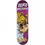 Zero Brockman Animal Attack Skateboard Deck 8.25