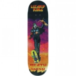Deathwish Lizard King Destroyed Skateboard Deck 8.38